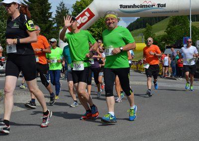 Seen-Lauf Tannheimer Tal 2014 Foty by Markus Wagner