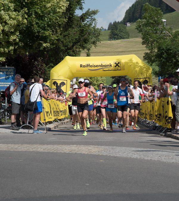 Seen-Lauf Tannheimer Tal 2015 – 22,2km