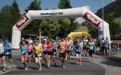 Seen-Lauf Tannheimer Tal 2015 – 10km