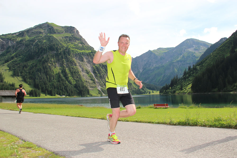 Seen-Lauf 2014 – Fotos by Michael Keller – am Vilsalpsee