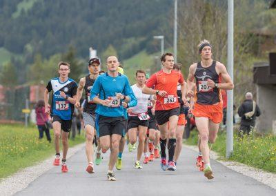 Seen-Lauf Tannheimer Tal 22,2km