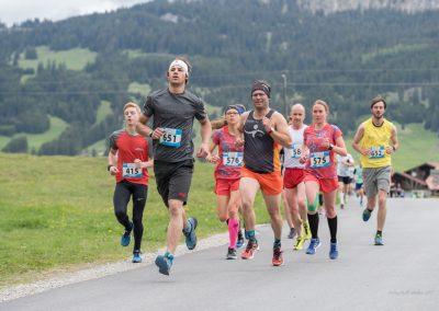 Seen-Lauf Tannheimer Tal 10km