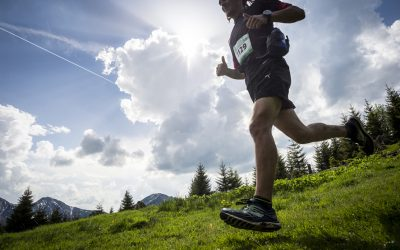 TRAIL-RUN Tannheimer Tal 2018 Bilder