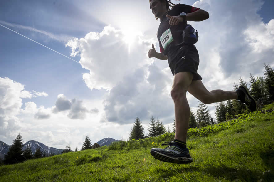 TRAIL-RUN Tannheimer Tal 2018 Bilder